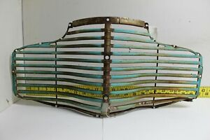Used Oem Gm Grille 1941 Chevrolet Master H