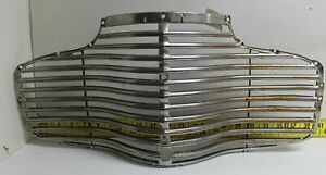 Used Oem Gm Grille 1941 Chevrolet Master Very Nice B