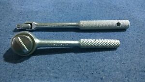 Thorsen 1 4 Breaker Bar And 1 4 Ratchet Made In Usa X Listed
