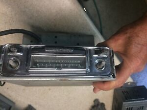 Mercedes Becker radio Ponton 190sl 220 And Many More