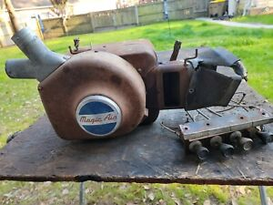 1951 Ford Truck Magic Air Heater F1 F2 F3 F4 F5 F6