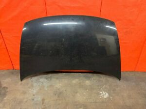 Oem 2006 06 Honda Civic Si Coupe Hood Bonnet Black In Color