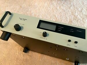 Bruel Kjaer Power Amplifier 75w 1 To 5a Type 2718 For Vibration Shaker Exciter