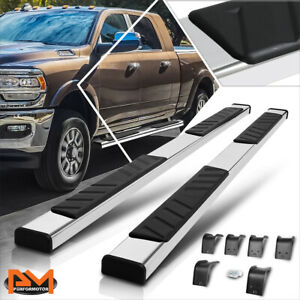 For 09 20 Ram 1500 2500 3500 Crew Cab 4 875 Side Step Nerf Bar Running Board