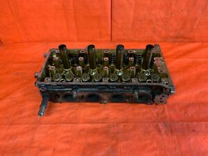 K20a2 Acura Rsx Type S Cylinder Head Needs Machine Worked Dropped Valve