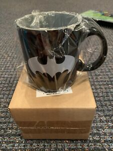 New DC Comics Batman Coffee Mug Ceramic