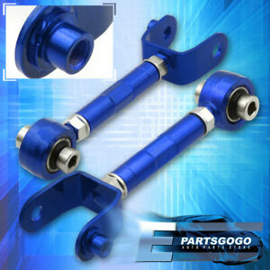 Jdm Blue Front Upper Track Camber Arms For 2016 2020 Mazda Miata Mx 5 Mx5 2 0l