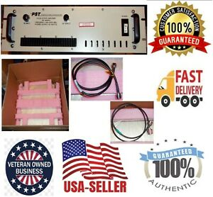 Comtech Pst Ar8829 20 850 2000 Mhz Type N F Linear Rf Amp Amplifier Tested 20 W
