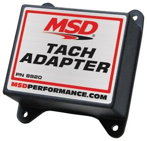 Msd Tach Adapter Magnetic Trigger