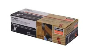 Simpson Strong Tie Sdwc15600kt 6 Truss Screw Kit 50 Per Package