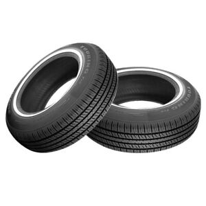 2 X New Hercules Touring Pro 215 70r15 98t Tires