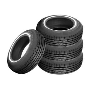 4 X New Hercules Touring Pro 225 60r16 98t Tires