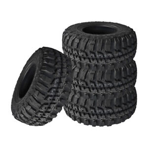 4 X New Federal Couragia Mt 40x15 5r24 10 Tires