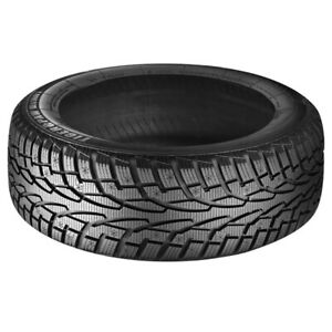 1 X New Uniroyal Tiger Paw Ice Snow 3 235 60r17 102t Tires
