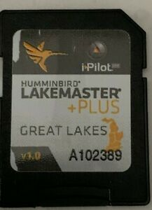 Humminbird Lakemaster PLUS Great Lakes