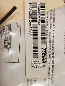 Electric Brake Harness Kit 795aa 16238ax New wiring Harness Only