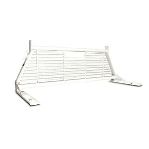 Westin 57 8023 Hdx Heavy Duty Headache Rack Fits Toyota Ford Toolboxes To 70