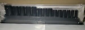 Snap On Tools 14pc Metric Deep Impact Sockets 3 8 New Never Opend 214simfmya