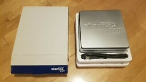 New Stamps com 5 Lb Digital Postal Mail Package Weight Scale Stainless Steel Usb