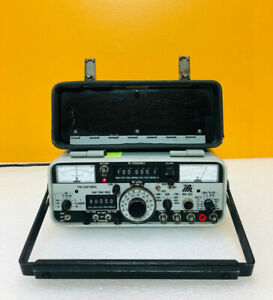 Ifr Fm Am 500a Communications Service Monitor For Parts Repair