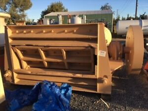 500hp Williams Hammer Mill Scrap Crusher Shredder 50x75 Feed Opening