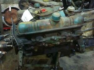 Buick 1958 364 Cu In Engine Assembly