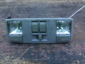 Mazda 3 Oem 04 09 Front Dome Light Map Lamp W Sun Roof Control Switch