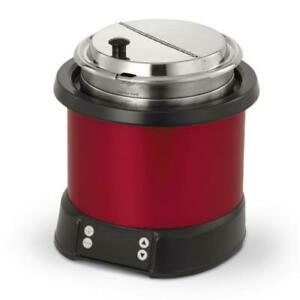 Vollrath 74110140 11 Qt Red Induction Rethermalizer