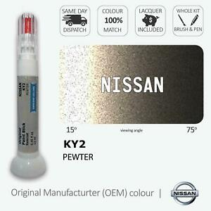Enky2 Brown Touch Up Paint For Nissan Pathfinder Maxima Patrol Altima Pen Stick