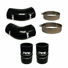 04 5 05 Gm 6 6l Lly Ppe Silicone Hose And Clamp Kit Duramax Diesel 115910405