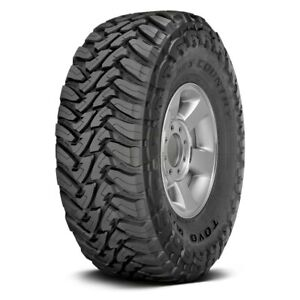 Toyo Set Of 4 Tires Lt315 70r18 Q Open Country M T All Terrain Off Road Mud