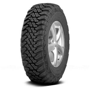 Accelera Set Of 4 Tires 35x12 5r20 Q Mt 01 All Terrain Off Road Mud
