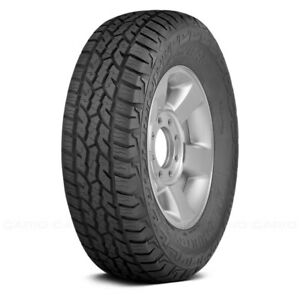 Ironman Set Of 4 Tires 265 75r16 T All Country A T All Terrain Off Road Mud