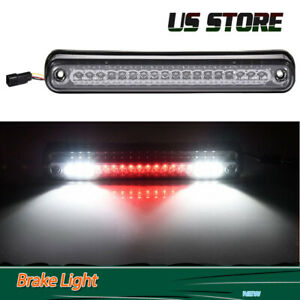 Led 3rd Brake Tail Light Cargo Lamp For 88 98 Chevy Gmc C k1500 Silverado Sierra