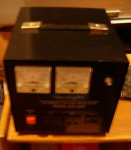 Svc2000 Svc 2000w Automatic Step Up Down Voltage Regulator