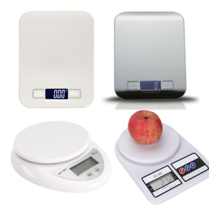 Kitchen Postal Mail Scale Electronic Lcd Digital Weight Food Balance Diet