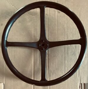 Vintage Model A Ford Steering Wheel Street Rod Rat Rod Restore Antique