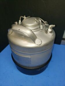 Alloy Products 304 Ss 205psi Pressure Vessel