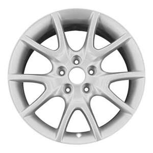 Dodge Dart 2012 2013 2014 2015 2016 17 Factory Oem Wheel Rim Silver