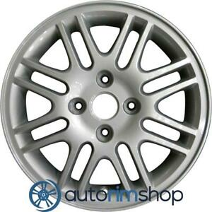 Ford Focus 2000 2001 2002 2003 2004 2005 15 Factory Oem Wheel Rim Silver Wit