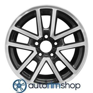 Chevrolet Camaro 2000 2001 2002 17 Factory Oem Wheel Rim Machined With Black