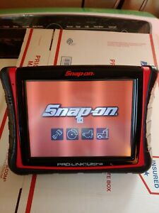 Snap On Eehd184040lu Pro Link Ultra Hd Scan Tool For Parts Or Not Working As Is