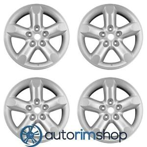 Dodge Ram 1500 2006 2008 20 Factory Oem Wheels Rims Set Silver