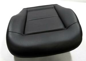 2010 Mercedes Benz E350 W212 Right Front Sport Seat Heated Cushion Black