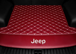 Suitable For Jeep Grand Cherokee 2007 2020 Car Trunk Floor Mat