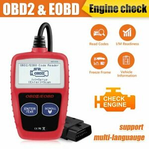 Scanner Diagnostic Code Reader Ms309 Obd2 Obdii Car Diagnostic Tool Us Stock