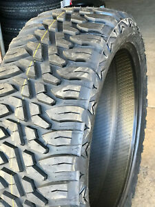 1 New 35 12 50 24 Lt Haida Mud Champ Mt M t Tire Late 2020 Dot 10 ply 35x12 50