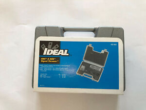 Ideal Abs Signal Thrower Cable Tracer Kit new In Case 33 852 62 180 62 184