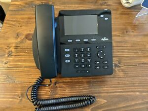 Sangoma Digium D62 Gigabit Poe Voip Phone used Cleaned And Tested Free Ship