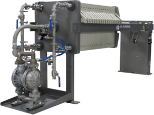 New Mw Watermark Pro x Filter Press 630mm 5 Cuft Exp To 10 Cuft Buy Or Rent